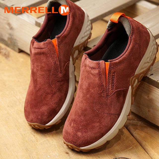 【在庫限り】MERRELL メレル レディース WMNS JUNGLE MOC AC+ ジャングルモック エアークッションプラス ANDORRA 靴 (45934 FW17)【e】【ts】【コンビニ受取対応商品】