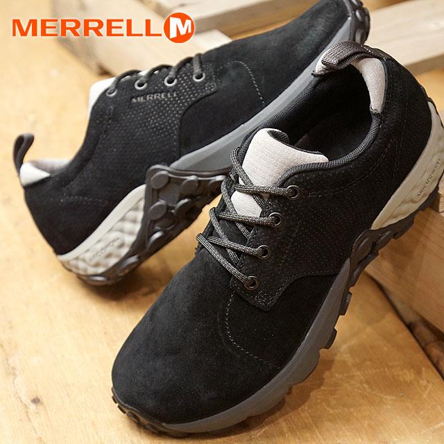 【在庫限り】MERRELL メレル レディース WMNS JUNGLE LACE AC+ ジャングルレース エアークッションプラス BLACK 靴 (00832 FW17)【e】【ts】【コンビニ受取対応商品】