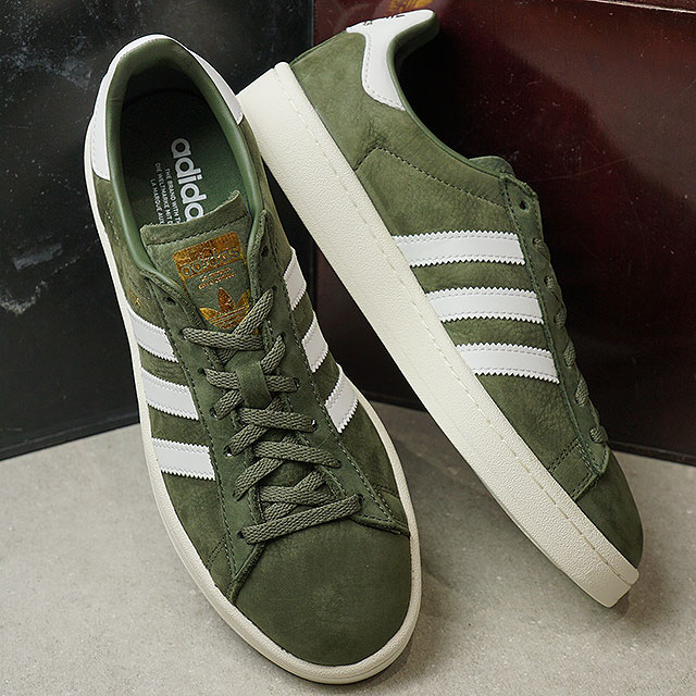 adidas campus womens green
