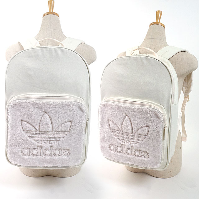 2110f4db2c0c adidas Adidas rucksack BACKPACK CLASSIC CANVAS backpack classical music  canvas day pack Adidas originals adidas Originals (BQ8120 FW17)