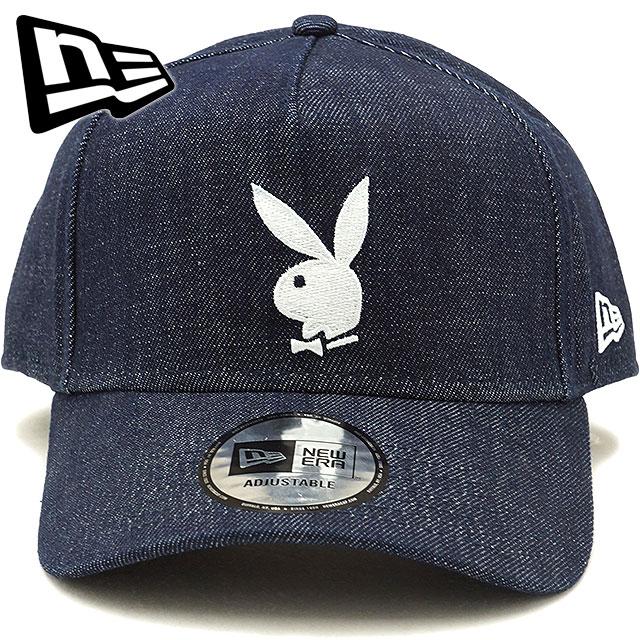 check out da256 2f370 NEWERA new gills cap New Era 9FORTY A-Frame PLAYBOY playboy snapback  baseball cap hat ...