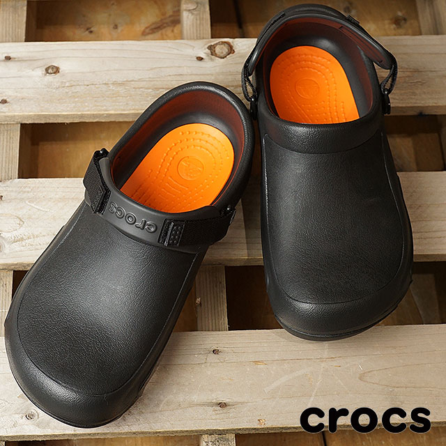 b5599550a29cf CROCS Work clocks work shoes men Lady s Bistro Pro Clog bistro pro clog  Black black (15