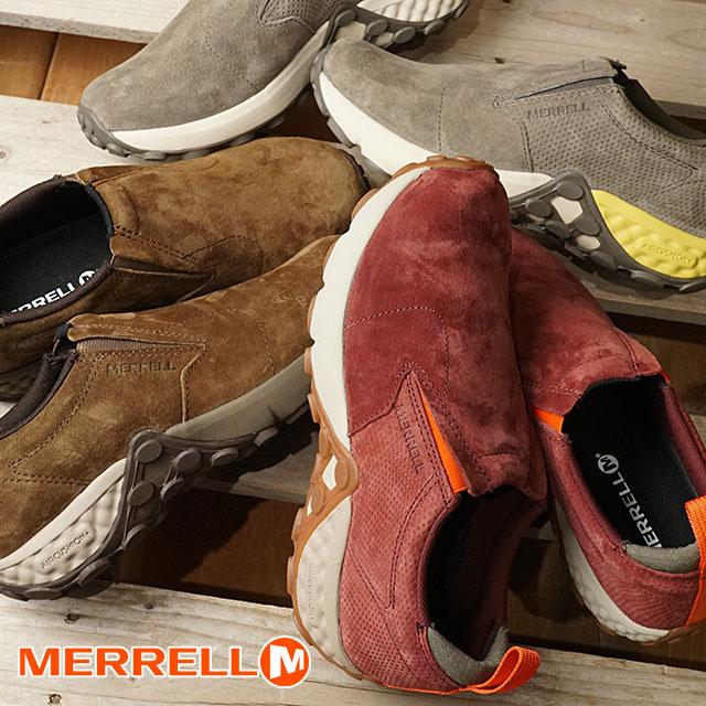 【即納】MERRELL メレル レディース WMNS JUNGLE MOC AC+ ジャングルモック エアークッションプラス (45934/45752/45748)【e】【コンビニ受取対応商品】