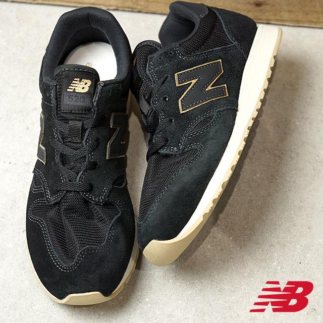 ae170013d7a Newbalance New Balance Lady s sneakers WL520 black (WL520MR FW17)