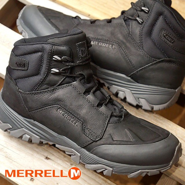 merrell boots with vibram soles kit