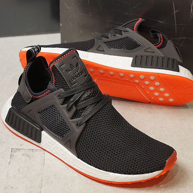 adidas Adidas NMD_XR1 N M D nomad Adidas originals adidas Originals core black core black solar red shoes (BY9924 FW17)
