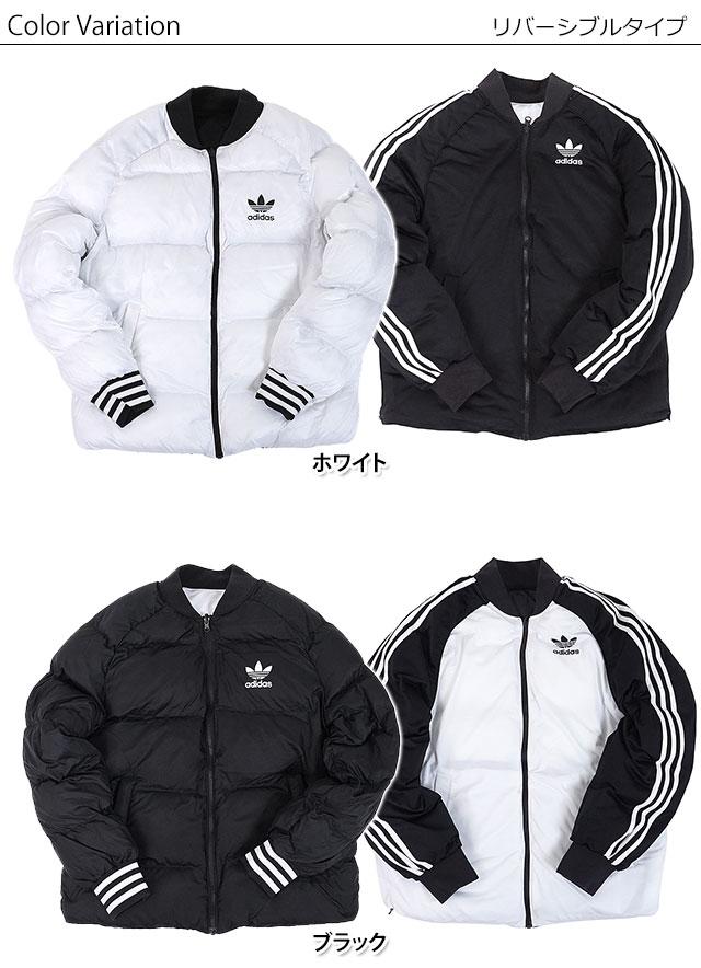 6a0e151c5138 adidas Adidas originals apparel men SST REVERSIBLE DOWN JACKET superstar  reversible down jacket Adidas originals adidas Originals (BR4791 BR4798  FW17)