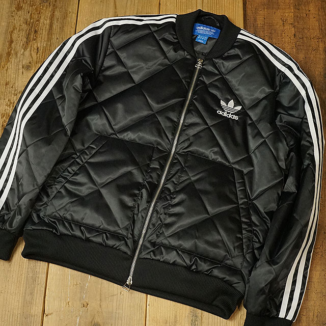 new styles quality products arrives adidas Adidas originals apparel men nylon jacket SST QUILTED JACKET  superstar kill Ted jacket Adidas originals adidas Originals (BS3020 FW17)