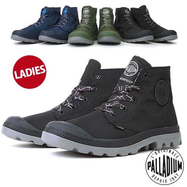 パラディウム 靴 PALLADIUM スニーカー レディース ウィメンズ Puddle Lite WP パドル ライト ウォータープルーフ (93085)【コンビニ受取対応商品】