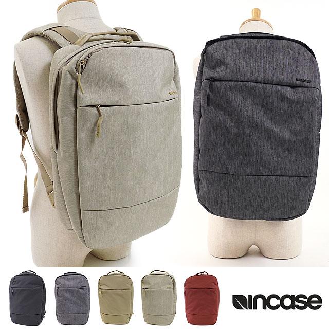 【即納】【送料無料】Incase インケース バックパック Incase City Collection Compact Backpack インケース シティー コレクション コンパクト リュックサック (CL55452 CL55571 CL55506 INCO100150 SS17)【コンビニ受取対応商品】 shoetime