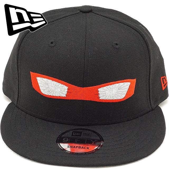 0809594000a NEWERA new gills cap New Era Tsuburaya production ultra seven 9FIFTY  snapback baseball cap hat black   multi-(11521881 FW17)