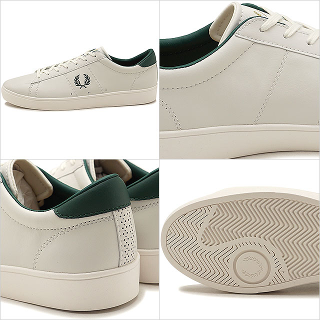 finest selection 1eaaa 15cd0 Fred Perry Sneakers Spencer Men Shoetime Shoes Lady s q4d1Bq