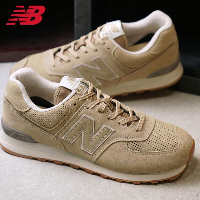 【即納】newbalance ニューバランス メンズ・レディース Dワイズ ML574 HEMP スニーカー 靴 (ML574ESF FW18)【コンビニ受取対応商品】