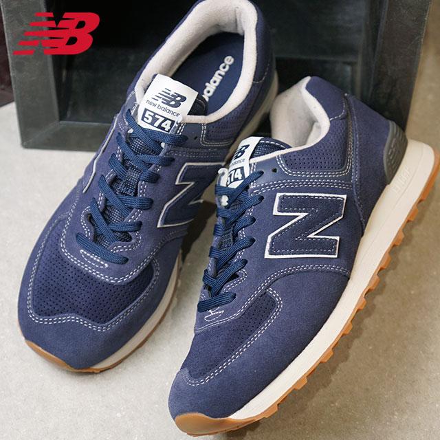 【即納】newbalance ニューバランス メンズ・レディース Dワイズ ML574 PIGMENT スニーカー 靴 (ML574ESG FW18)【コンビニ受取対応商品】