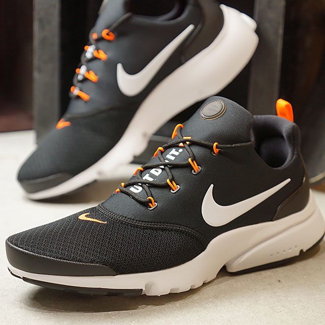 sale retailer 309c4 86e17 NIKE Nike men sneakers shoes PRESTO FLY JDI presto fly JDI black  white  (AQ9688-001 FW18)
