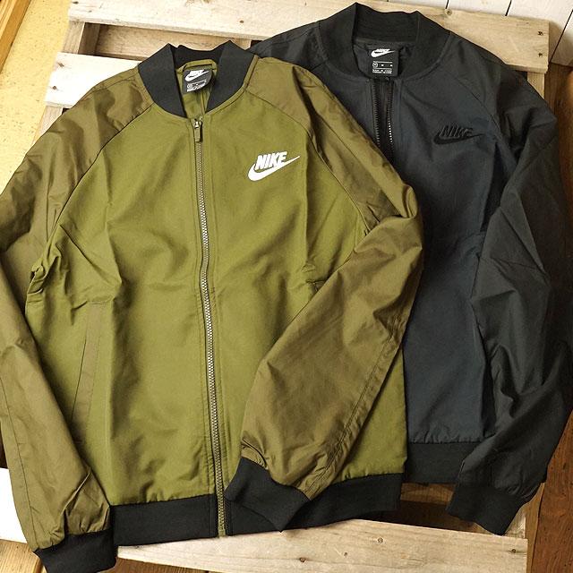 Nike Men's Woven Players Bomber Jacket & Reviews Coats