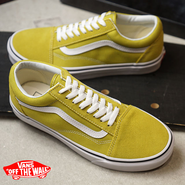 d54cd82897a8ca VANS station wagons OLD SKOOL old school vans sneakers shoes CRESS  GREEN TRUE WHITE (VN0A38G1U61 FW18)