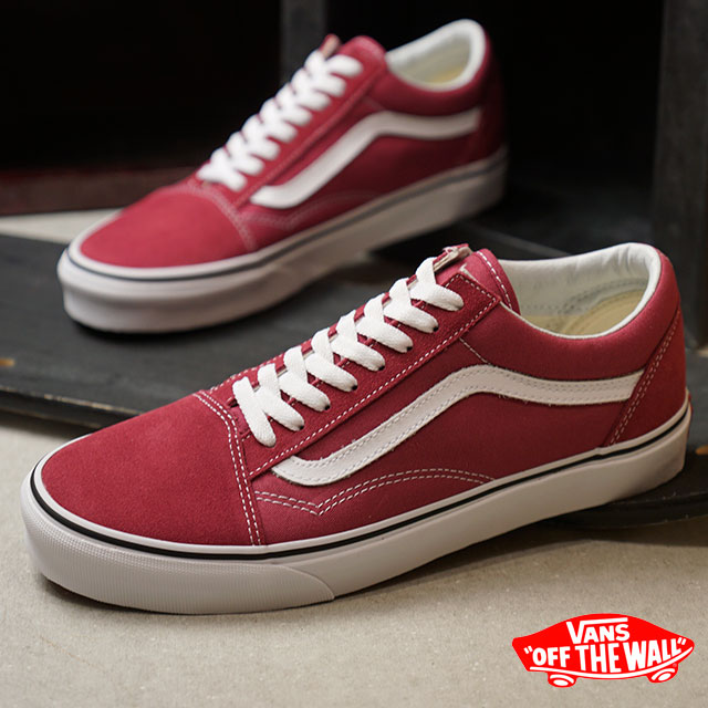 cab12de0f0f VANS station wagons OLD SKOOL old school vans sneakers shoes DRY ROSE TRUE  WHITE (VN0A38G1U64 FW18)