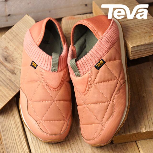 【即納】Teva テバ レディース W EMBER MOC エンバー モック スリッポン CSND 靴 (1018225 FW18)【コンビニ受取対応商品】