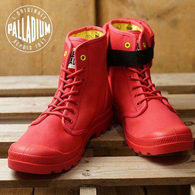 【在庫限り】パラディウム PALLADIUM パンパ スマイリー フェスト バッグ Pampa Smiley Fest Bag メンズ レディース スニーカー 靴 Azalea (76074-623 FW18)【ts】【e】【コンビニ受取対応商品】