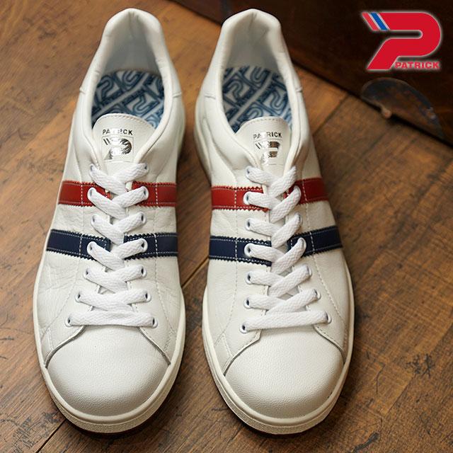 【即納】【返品送料無料】パトリック PATRICK トンク TONK メンズ レディース スニーカー 靴 トリコロール TRC (530549 FW18)【コンビニ受取対応商品】