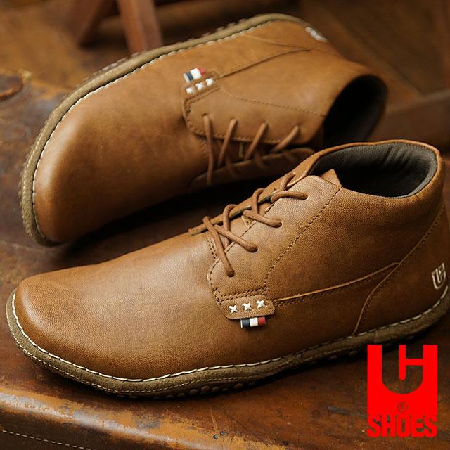 コンカラー シューズ CONQUEROR SHOES クレスト CREST メンズ スニーカー 靴 BROWN (116)【ts】