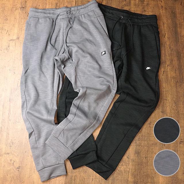 f015e6aea254 NIKE Nike men sweat shirt underwear AS M NSW OPTIC JGGR jogger underwear  (928494 FW18 ...
