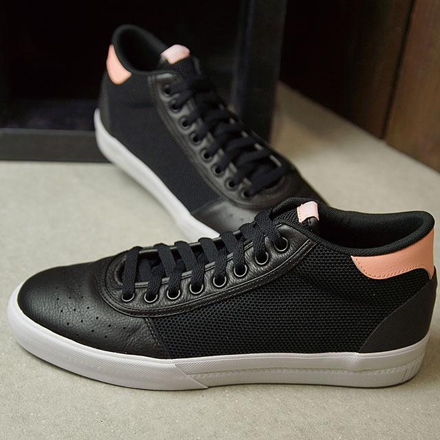 【即納】adidas Originals アディダス スケートボーディング LUCAS PREMIERE MID ルーカス・プイグ ミッド メンズ・レディース スニーカー 靴 Cブラック/Rホワイト/ヘイズコーラル S17 (B22743 FW18)【コンビニ受取対応商品】