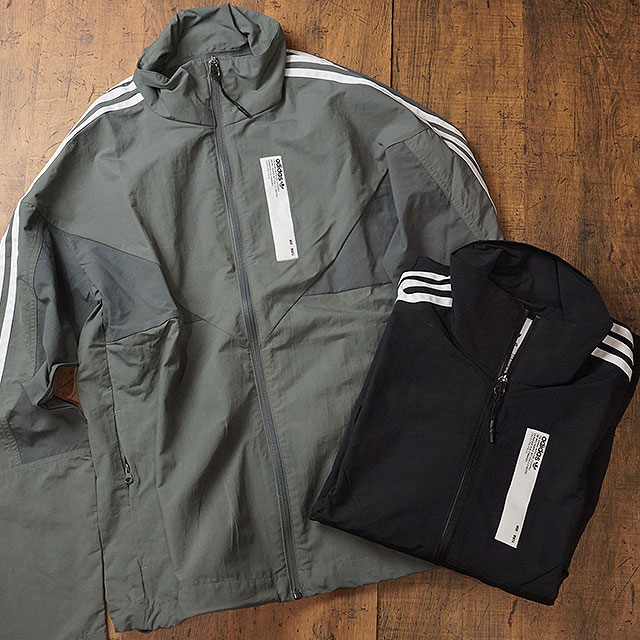 f65ffe9f5 The adidas Originals Adidas originals nylon jacket men NMD TRACK TOP N M  deet rack top (FJE82/DH2278 DH2276 FW18)