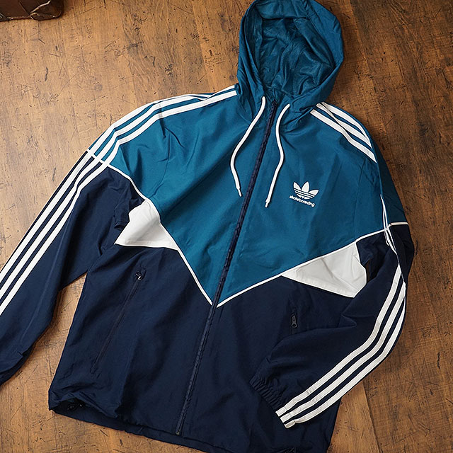 adidas Originals Adidas skateboarding jacket men PREMIERE WINDBREAKER premiere windbreaker (MKH59DH6659 FW18)