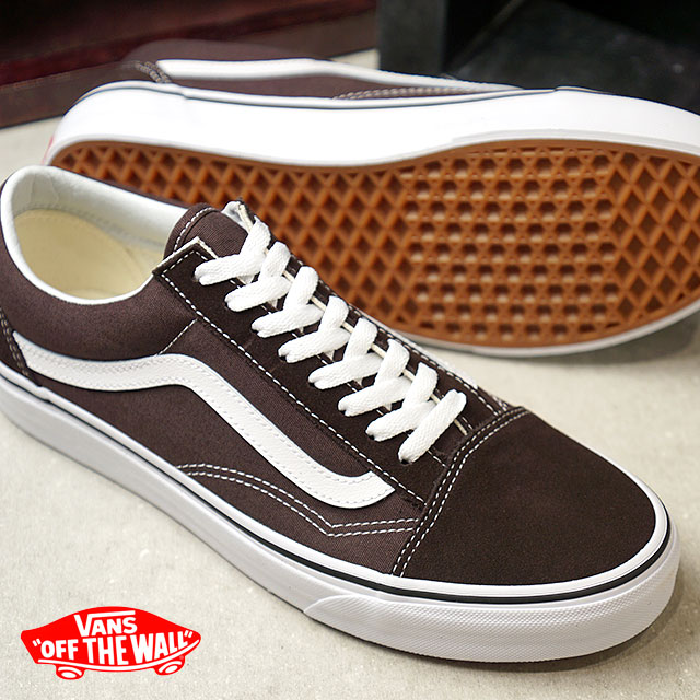 a4d9ad2d42935a VANS station wagons OLD SKOOL old school vans sneakers shoes CHOCOLATE  TORTE TRUE WHITE (VN0A38G1U5Z FW18)