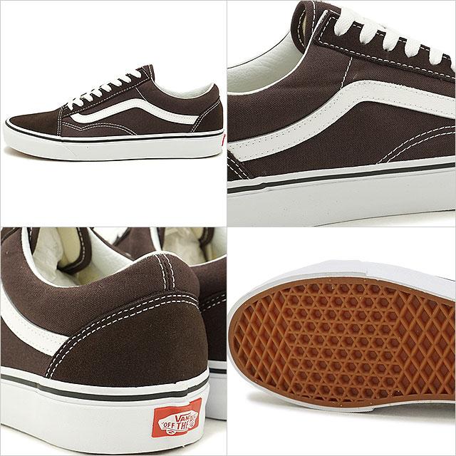 fdd035cbc49909 VANS station wagons OLD SKOOL old school vans sneakers shoes CHOCOLATE TORTE  TRUE WHITE (VN0A38G1U5Z FW18)