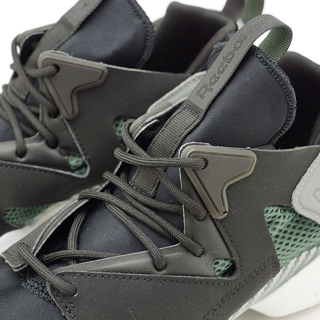 4f2d16b0513b Reebok CLASSIC Reebok classical music 3D OP. LITE LEGACY 3D OP light Legacy sneakers  shoes men black  C green  F gray (CN3911 FW18)