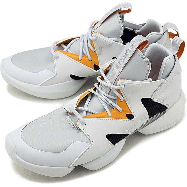 Reebok CLASSIC Reebok classical music 3D OP. LITE LEGACY 3D OP light Legacy sneakers shoes men S white O gold black (CN5242 FW18)