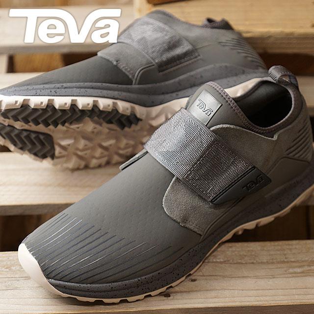 【即納】Teva テバ M Peralta ペラルタ モック スニーカー 靴 メンズ CLGY (1097771 FW18)【コンビニ受取対応商品】