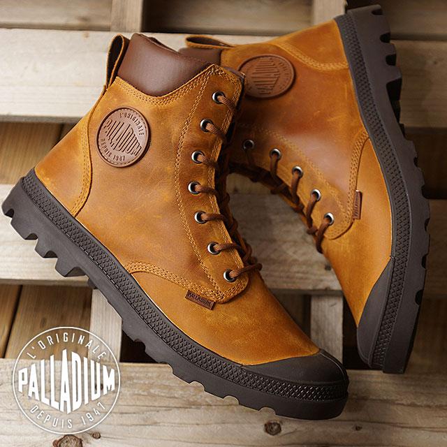 Palladium Mens Pampa Cuff Wp Lux Rain Boot
