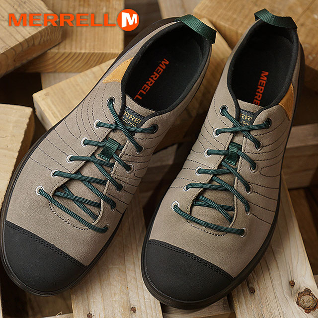 dc0a9b36e43e メレル MERRELL men beta flash suede M BETA FLASH SUEDE outdoor sneakers shoes  BRINDLE (95187 FW18)