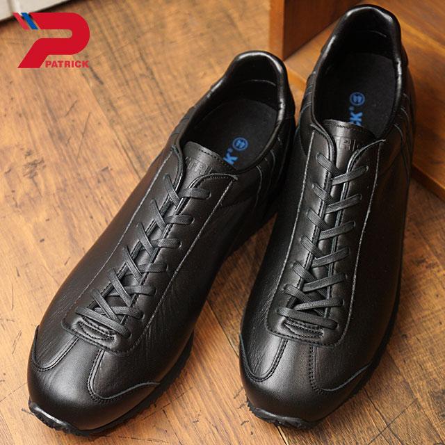 【ノベルティプレゼント】【返品送料無料】パトリック PATRICK ネバダ・ウォータープルーフ NEVADA-WP メンズ・レディース スニーカー 靴 ブラック BLK (530721 FW18)