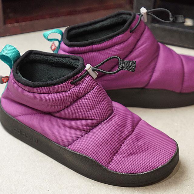 adidas Originals Adidas originals Lady s winter boots ADILETTE PRIMA  アディレッタプリマスニーカー shoes L pink S15 E ink F17 C black (BB8101 FW18) 817817127
