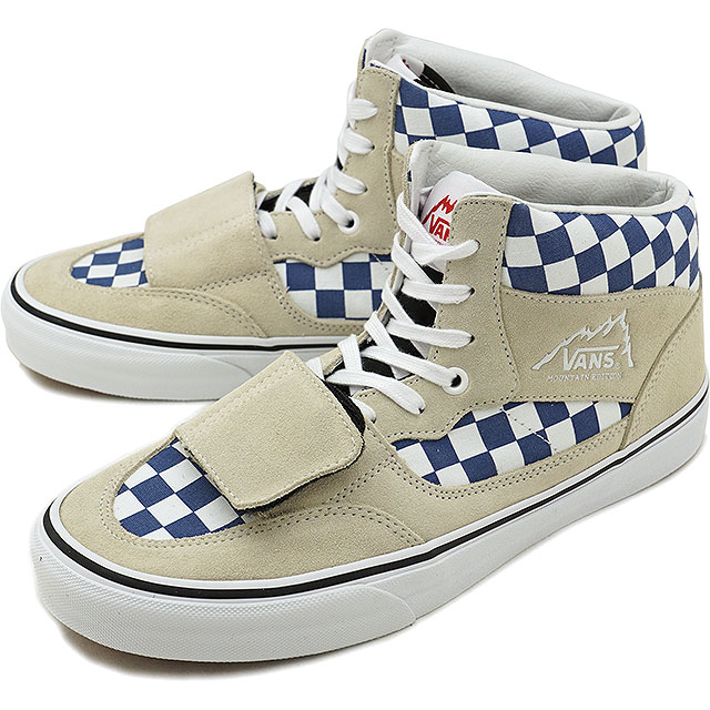 f35980f54d VANS station wagons CHECKERBOARD checkerboard MOUNTAIN EDITION mountain  edition vans sneakers shoes TURTLEDOVE BLUE (VN0A3TKGU9I FW18)
