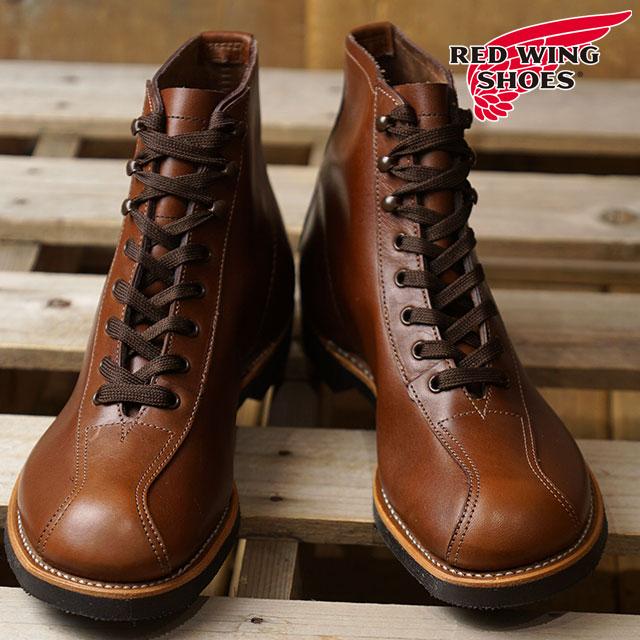 REDWING レッドウィング #8826 フラットボックス 1920s アウティング ブーツ 1920s OUTING BOOT Dワイズ メンズ 靴 (8826 FW18)【コンビニ受取対応商品】