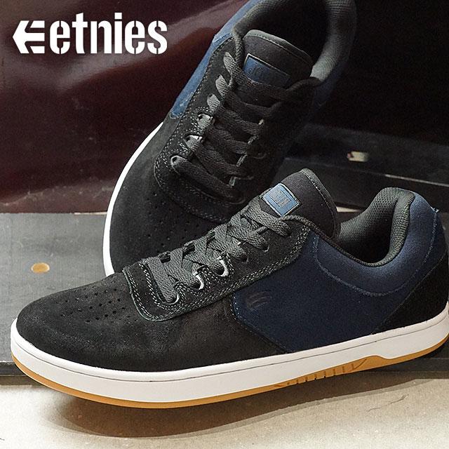 エトニーズ ETNIES ジョスリン JOSLIN メンズ レディース スケートシューズ スニーカー 靴 BLACK/NAVY ( FW18)【コンビニ受取対応商品】