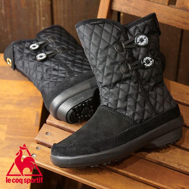 fa286645f00 Le Coq Sportif le coq sportif Lady's winter boots beret mid 2BELLEY MID II  sneakers boots ...