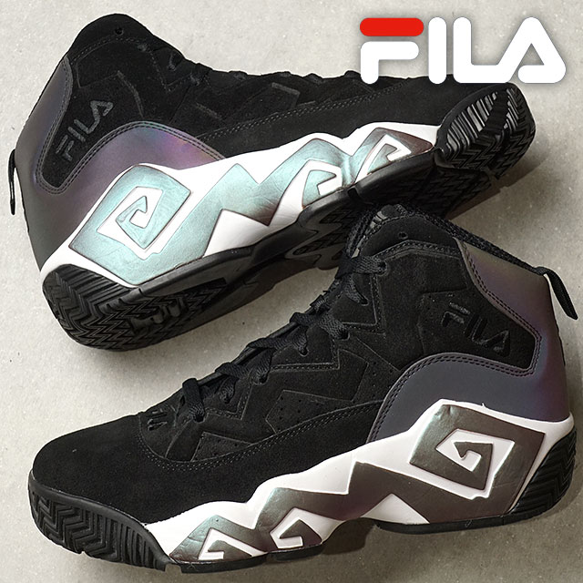 Fila heritage FILA mash barn phase shift MB PHASE SHIFT men sneakers shoes  black / phase shift / white (F0238-0013 FW18)