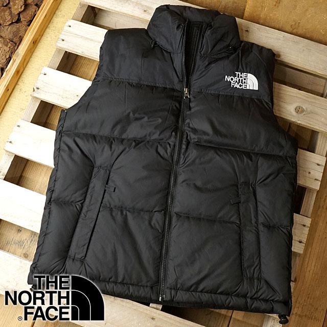 【即納】ザ・ノースフェイス THE NORTHFACE メンズ ヌプシベスト Nuptse Vest PERTEX ダウンベスト (ND91843 FW18)【コンビニ受取対応商品】