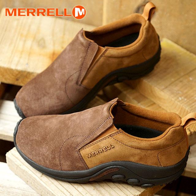 【20周年モデル】【即納】メレル MERRELL レディース ジャングルモック W JUNGLE MOC コンフォートシューズ スニーカー 靴 MERRELL OAK (99378 FW18)【コンビニ受取対応商品】