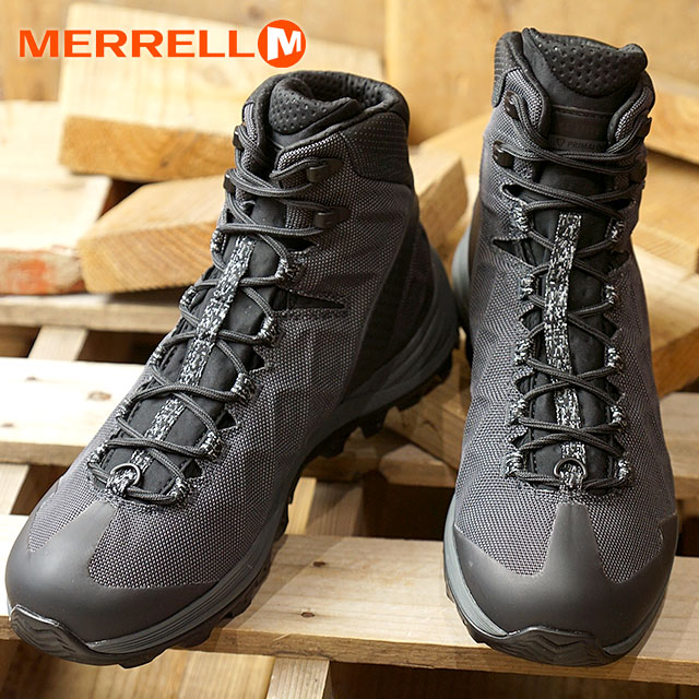 443aea4b メレル MERRELL men thermostat Roeg mid Gore-Tex M THERMO ROGUE MID GORE-TEX ...