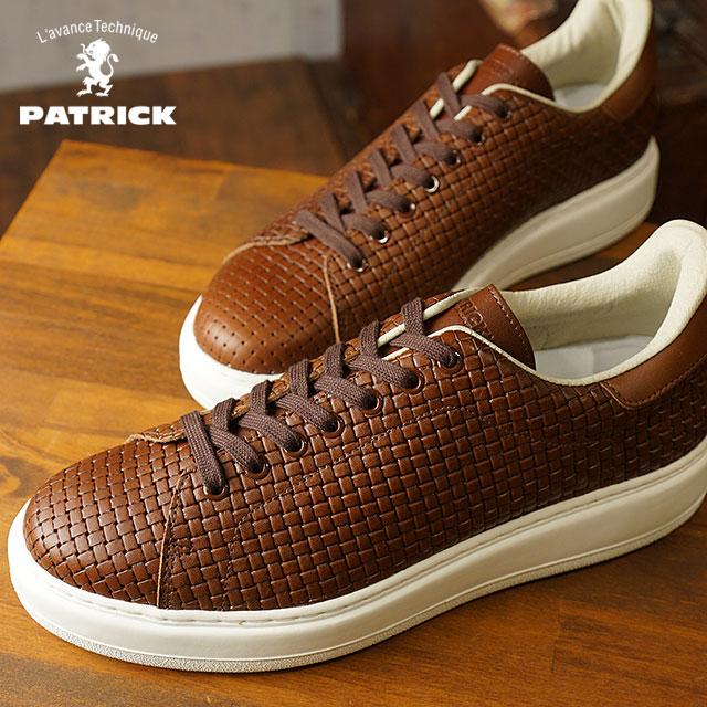 【月間優良ショップ】【あす楽対応】【返品送料無料】パトリック PATRICK メトロメッシュ METROMESH メンズ レディース スニーカー 靴 チョコ CHO (718565 FW18)【コンビニ受取対応商品】