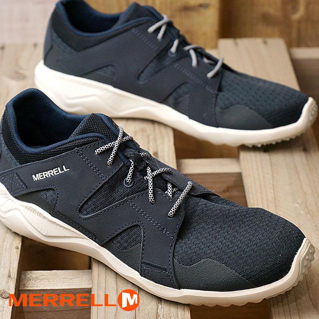 100% top quality get new wholesale MERRELL メレルメンズスニーカー shoes MENS 1SIX8 MESH 1 six 8 mesh NAVY (92045 FW17)