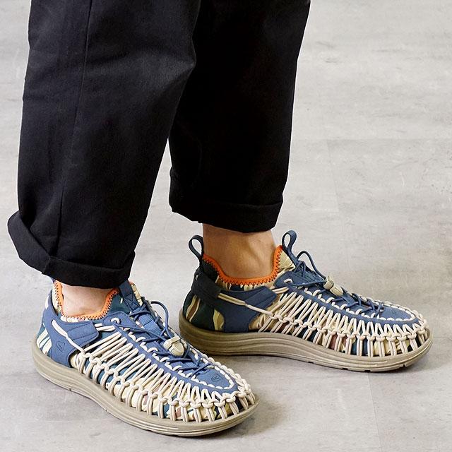 キーン KEEN メンズ ユニーク エイチティー MEN UNEEK HT ブーティー シューズ スニーカー 靴 Desert Dawn/Sand Wave (1019951 FW18)【コンビニ受取対応商品】